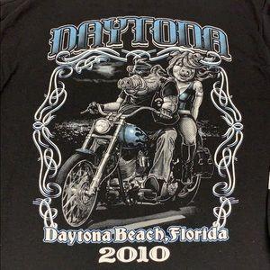 Harley Davidson Men's Long Sleeve 69th 2010 Large